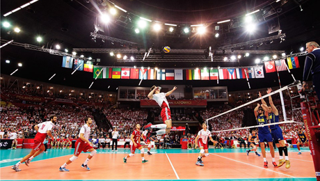 FIVB Volleyball Mens World Championship Italy and Bulgaria 2018