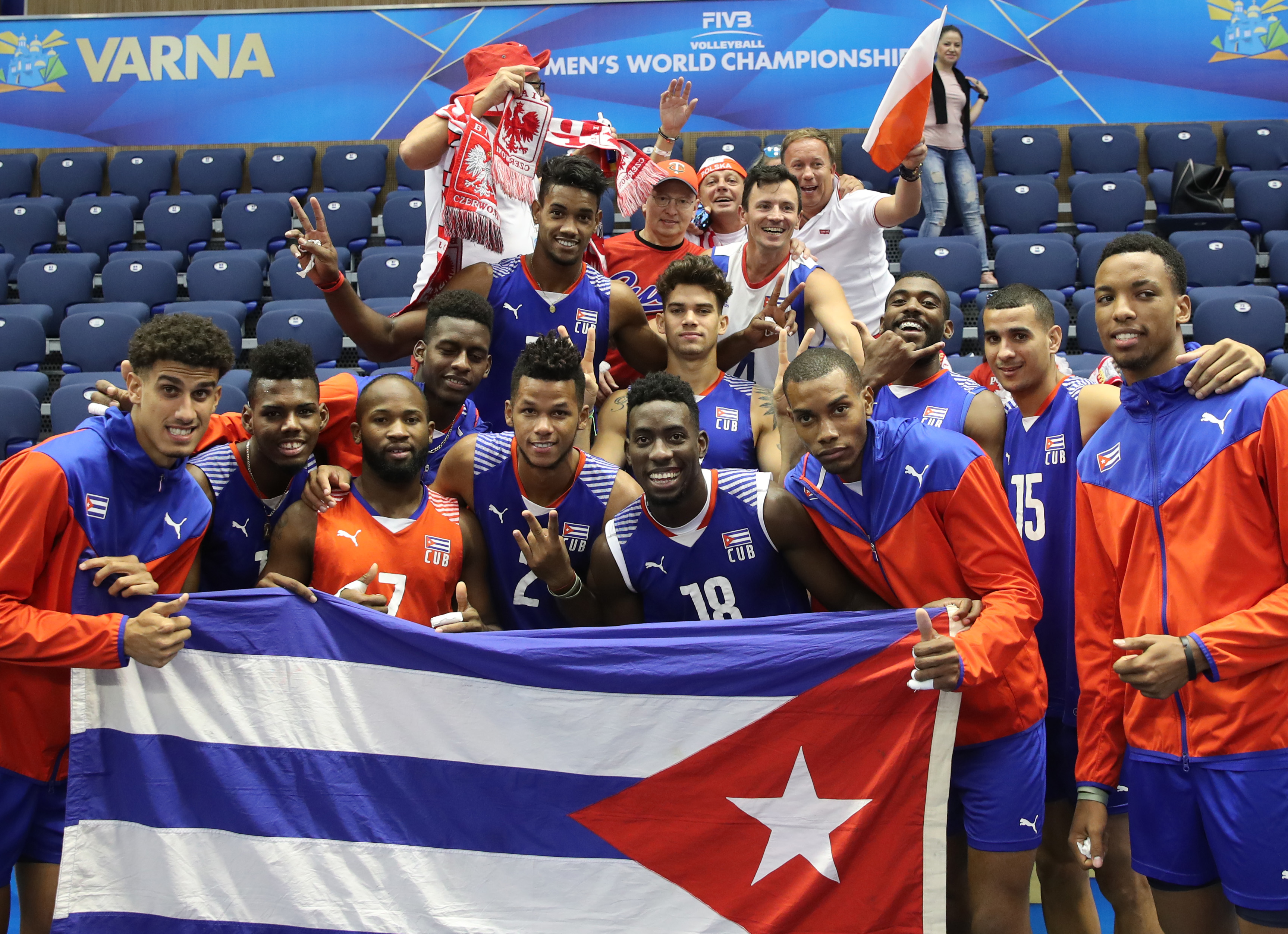 Overview - Cuba - FIVB Volleyball Men's World Championship